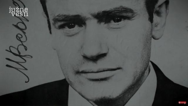 Milutin Veljković pre nego što je ušao u pećinu