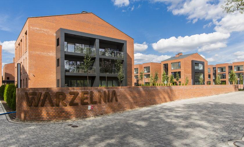 Apartamentowiec Warzelnia w Poznaniu