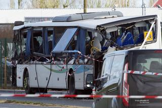 Wypadek szkolnego autobusu we Francji. Zginęło sześcioro dzieci