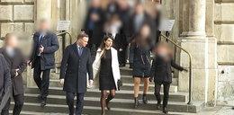 Duda z Kaczyńską odwiedzili grób pary prezydenckiej na Wawelu