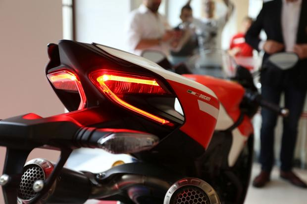 Tylna lampa Ducati 1299 Superleggera