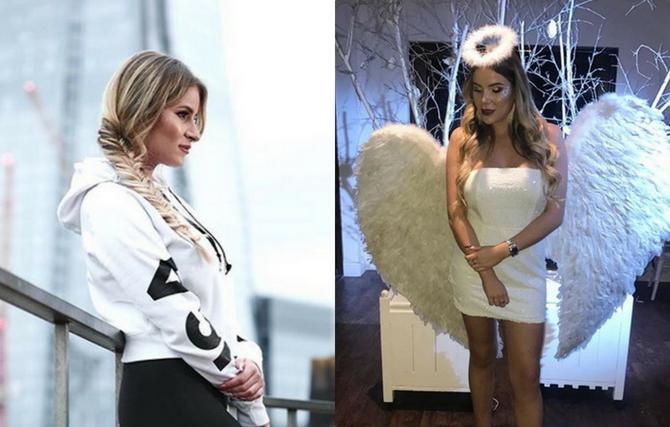 Levo je slika pre operacije i razlika je velika