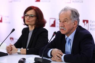 Hermeliński: Jest szansa, że wyniki drugiej tury wyborów będą znane ok. południa w poniedziałek