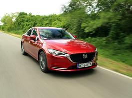 Mazda 6 2.0 Skyactiv-G –optymalna podstawa