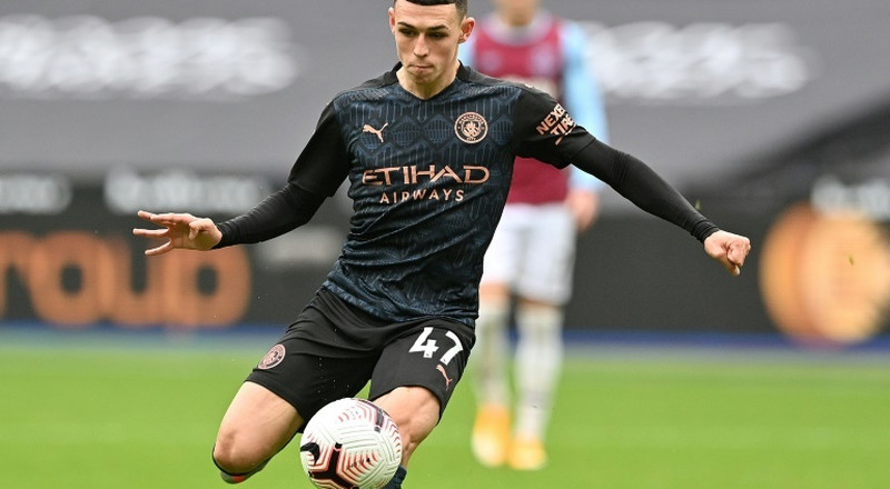 Foden rescues Man City in West Ham draw