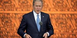 Na kogo głosował były prezydent George W. Bush?