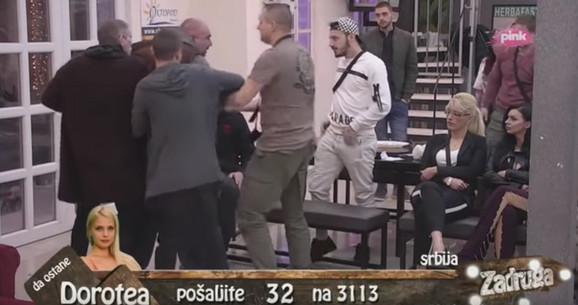 Miki Đuričić i prvi sukob sa Suzanom
