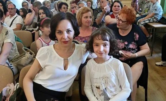 Gala Savić i Đorđija Aksentijević