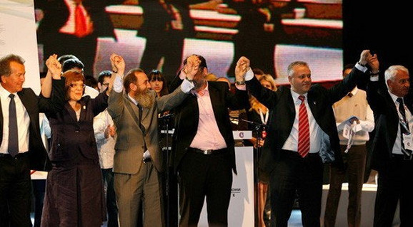 Ambiciozni: Lideri G17 plus i Narodne partije u zajedničkom frontu