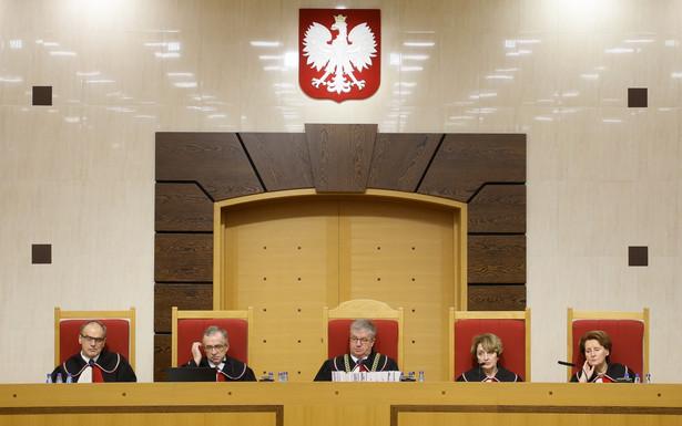 Trybunał Konstytucyjny, PAP/Paweł Supernak