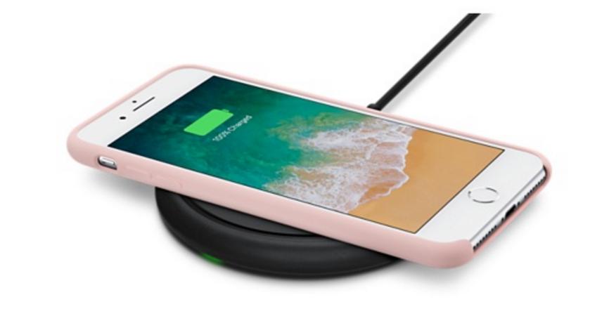 Ładowanie bezprzewodowe w iPhone 8