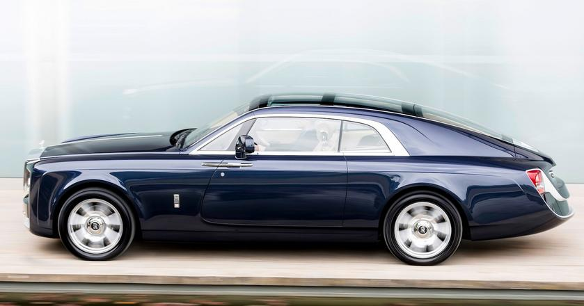 Rolls-Royce Sweptail - najprawdopodobniej najdroższy samochód świata