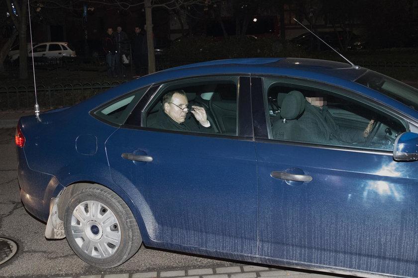 Kolacja po pogrzebie Lecha i Marii Kaczyńskich