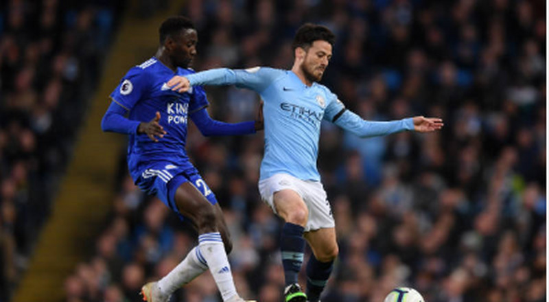 Wilfred Ndidi delivers a masterclass in defensive midfield as Leicester City almost ruin Manchester City's party title chances