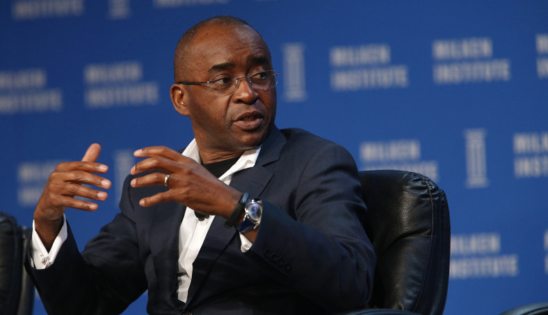 Strive Masiyiwa, Econet wireless chairman