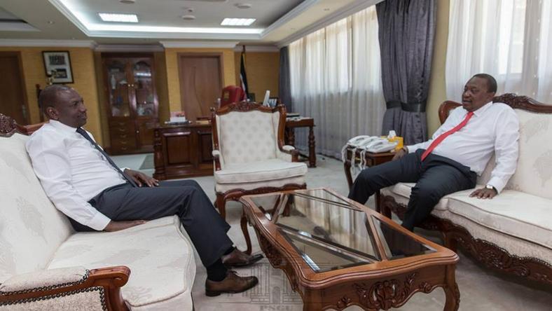 Ruto's behavior that triggered Uhuru's lunch meeting