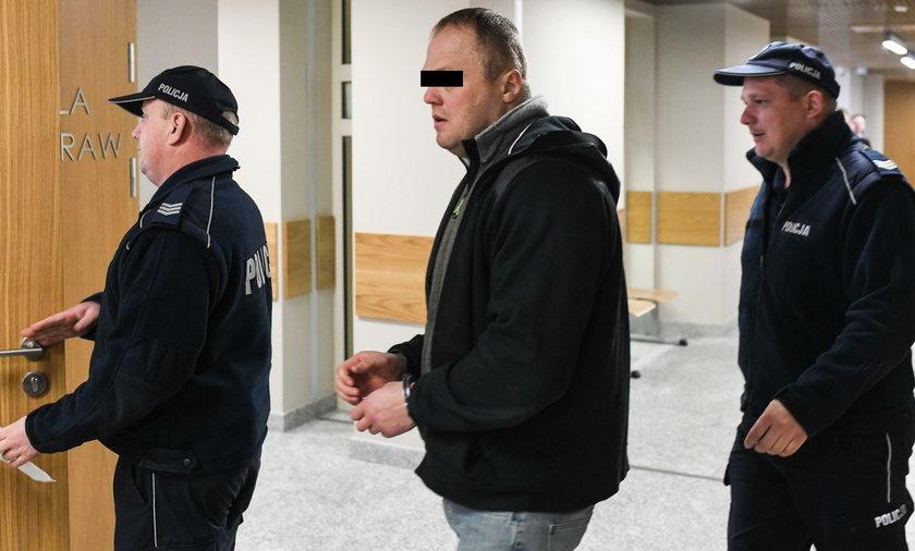 Członek gangu porywaczy przed sądem