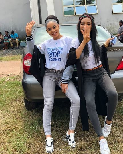 Since leaving the house, her fan base on social media has increased and she recently graduated from the Imo State University [Instagram/NinaIvy]