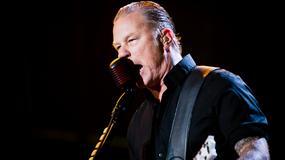 Metallica na szczycie w prawie 60 krajach