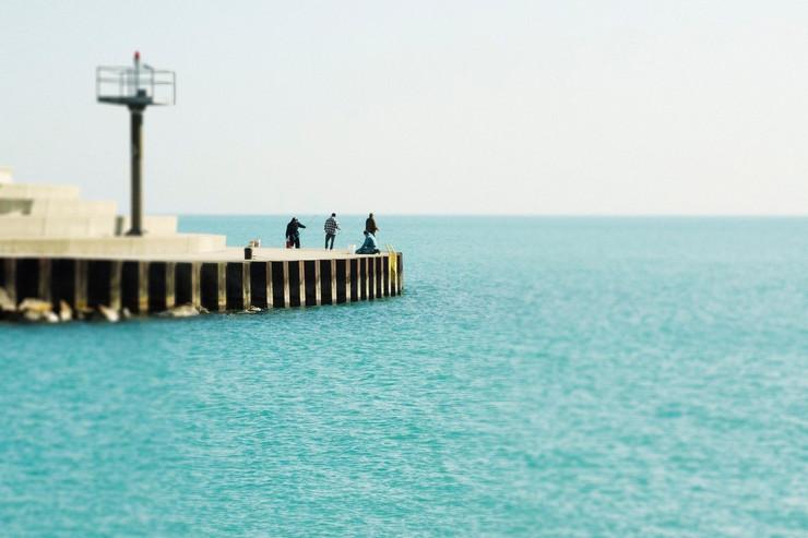 jezero mičigen pecanje