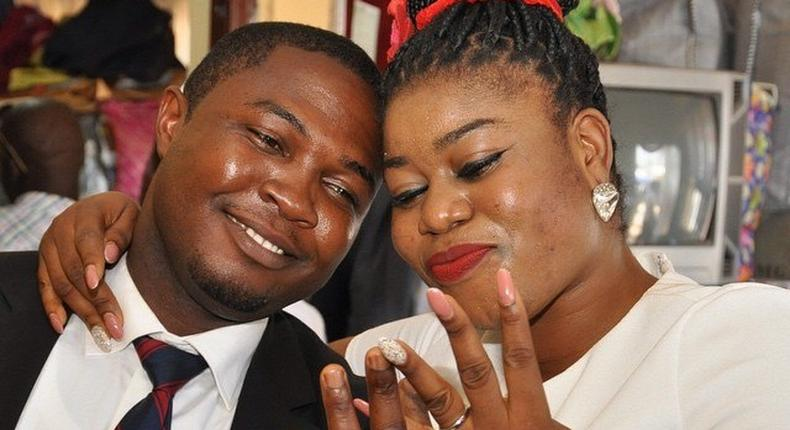 Nonso Paul has claimed he did not beat his wife, Nwogo