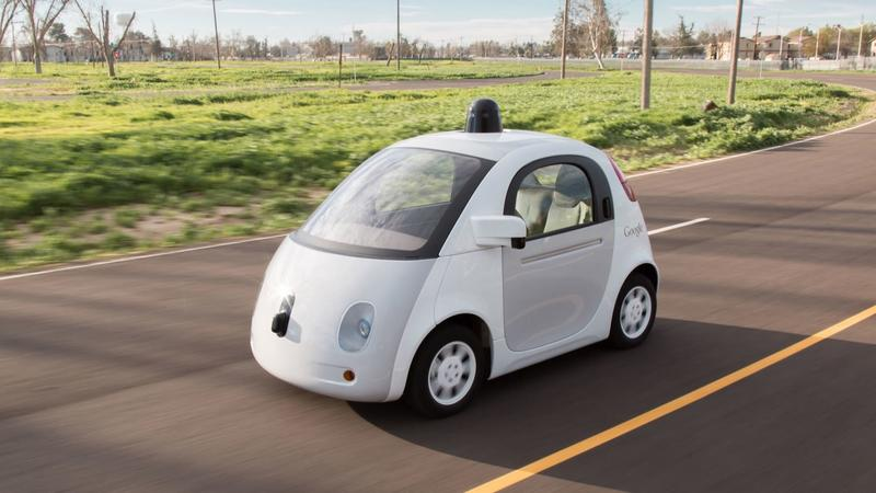 Prototyp - może śmiesznie wygląda, ale ma niesamowite możliwości, a system został przeportowany też m.in. na standardowe Lexusy, fot. Google.com