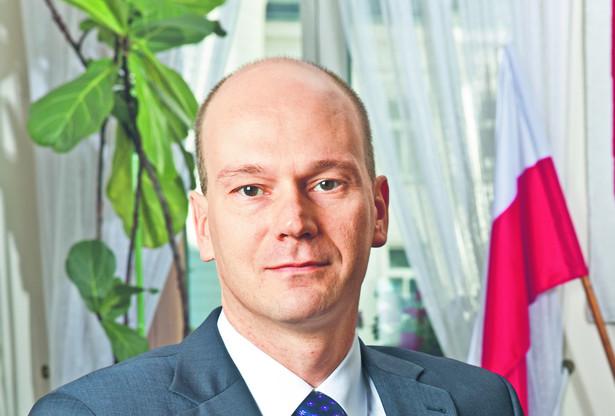 Maciej Berek - prezes Rządowego Centrum Legislacji