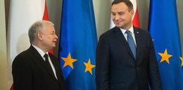 Tym raczą się Duda i Kaczyński podczas spotkań. To frykasy?