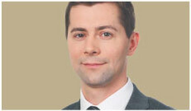 Marcin Schulz, radca prawny w kancelarii Linklaters