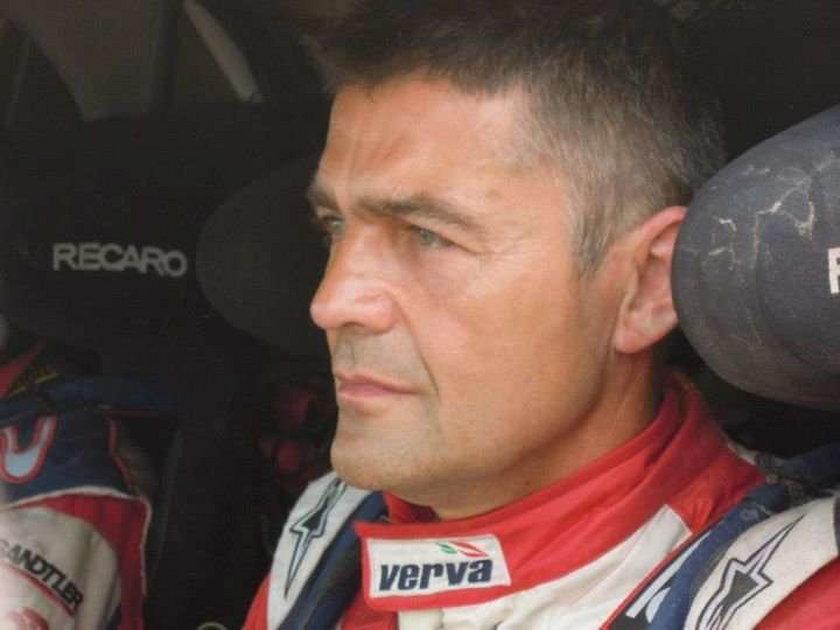 Krzysztof Hołowczyc miał wypadek na trasie Rajdu Dakar