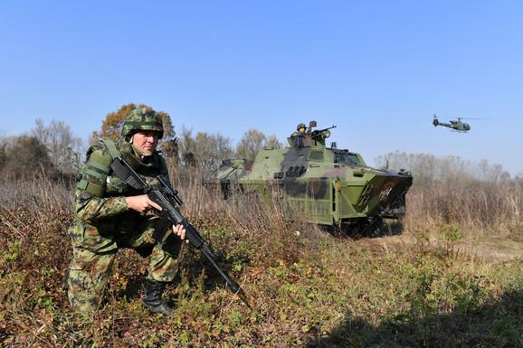 Vojska Srbije, ilustracija