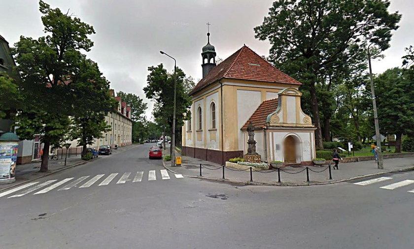 Kościół Św. Rocha w Olawie