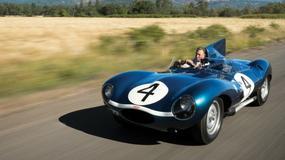 Jaguar D-Type i Shelby Cobra sprzedane za rekordowe sumy