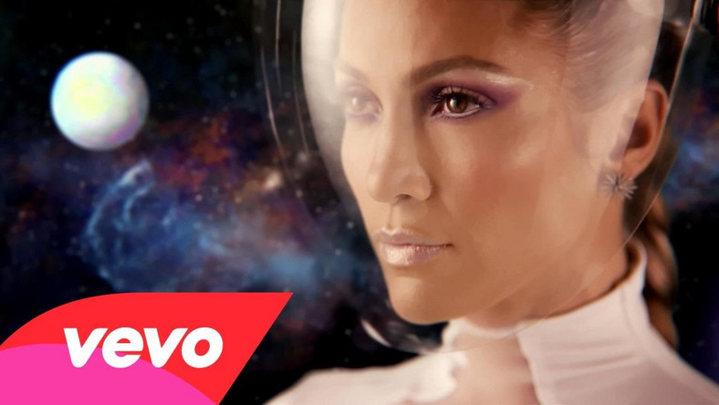"""Jennifer Lopez w klipie do """"Feel The Light"""""""