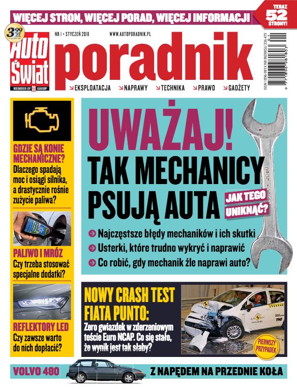 Auto Świat Poradnik 1/2018