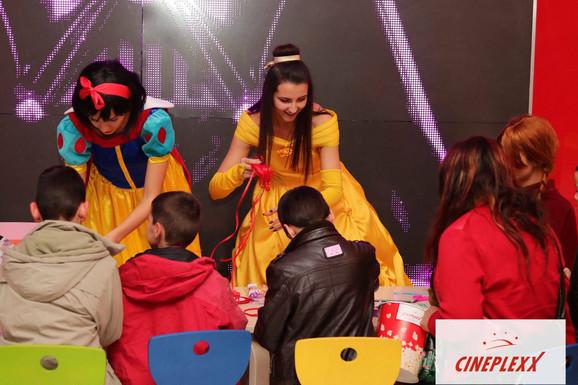 Kostimirani junaci upotpuniće zabavu mališanima