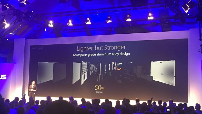 Najdroższym z nich (sugerowana cena to dwa tysiące euro) jest ZenBook3.