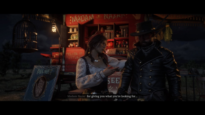 Red Dead Online - screenshot z gry