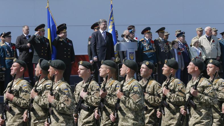 Ukraińska armia otwiera się na obcokrajowców. Chce zezwolić im na służbę