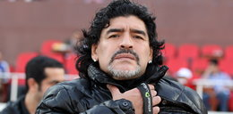Maradona za Blattera! Legendarny Argentyńczyk chce przejąć stery w FIFA!