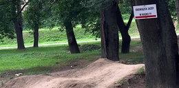 Tragiczny skok na rowerze. Zginął 14-latek
