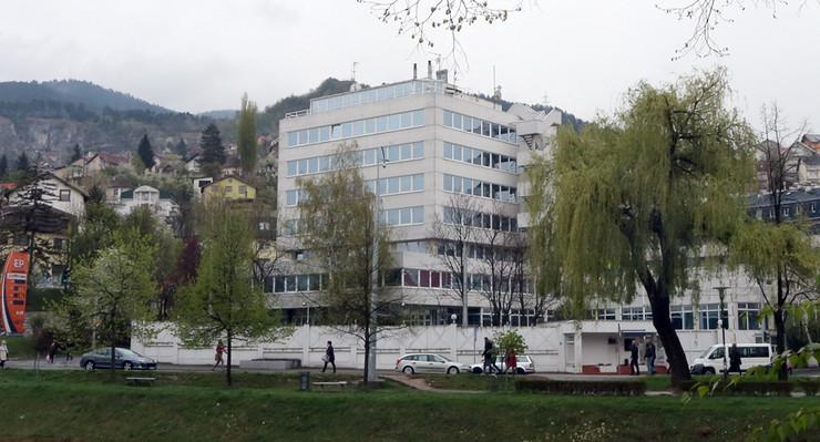 Zgrada OHR u Sarajevu