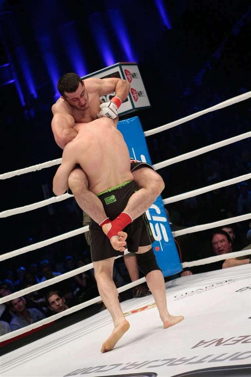 Chalidow kontra legenda MMA!
