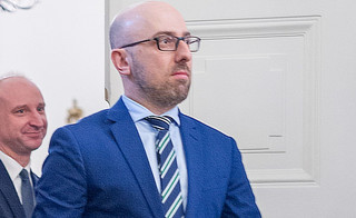 Łapiński: Na razie nie ma decyzji prezydenta ws. noweli o IPN