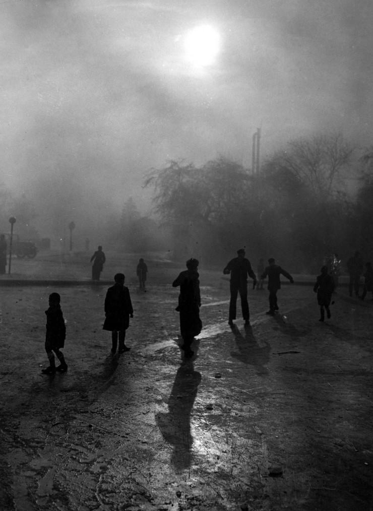 Londonska magla 1952. godine