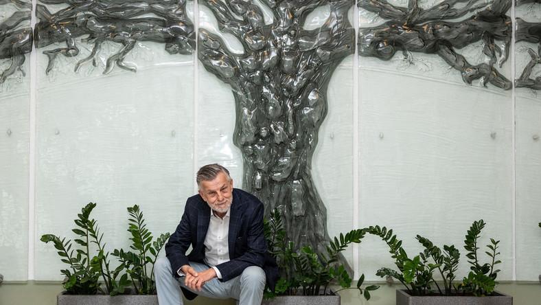Andrzej Zybertowicz Fot. Maksymilian Rigamonti