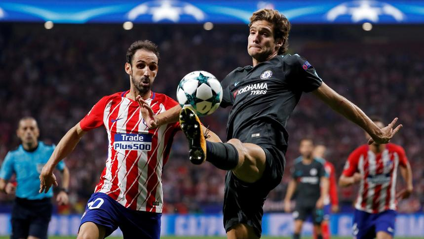 Atletico Madryt vs Chelsea