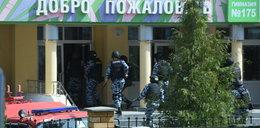 Strzelanina w szkole w Kazaniu. Uczniowie wyskakiwali przez okna. Są ofiary i ranni
