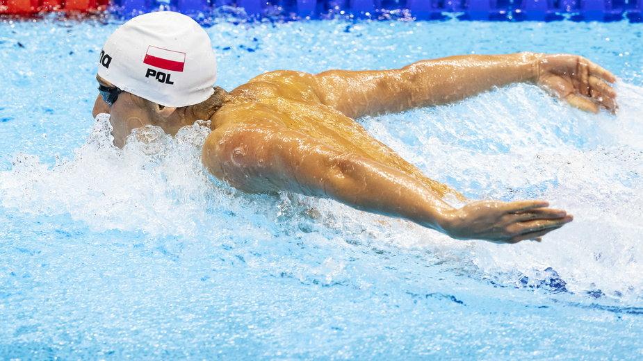 Krzysztof Chmielewski zaskoczył kibiców i powalczy o medal w Tokio