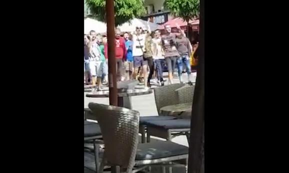 Protest u Novom Pazaru